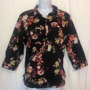 Flower 🌺 blouse